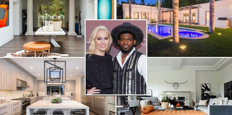 Lindsey Vonn, ex-fiancé P.K. Subban ditch their mansion after breakup — The New York City Daily Post